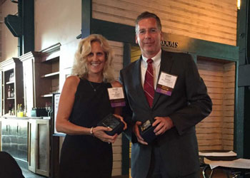 Jill Rasmussen & Michael Sharpe Brokers Award