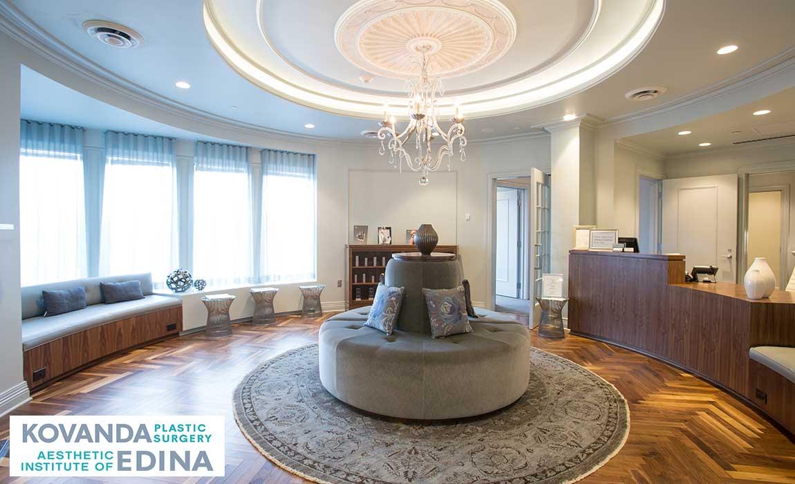 Kovanda Plastic Surgery Aesthetic Institute of Edina Lobby - Edina, MN