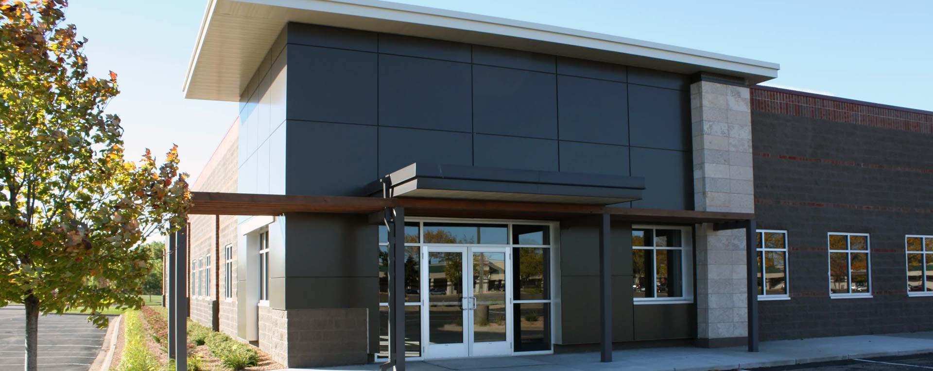 Birch Run Health Care Building
