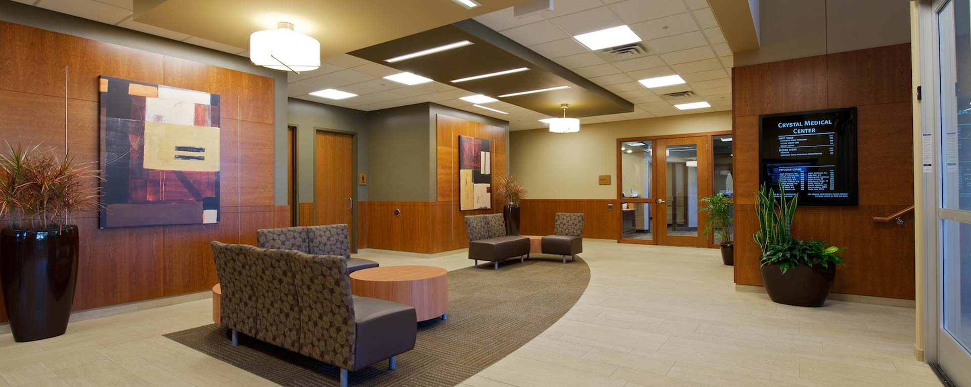 Crystal Medical Center Full Lobby