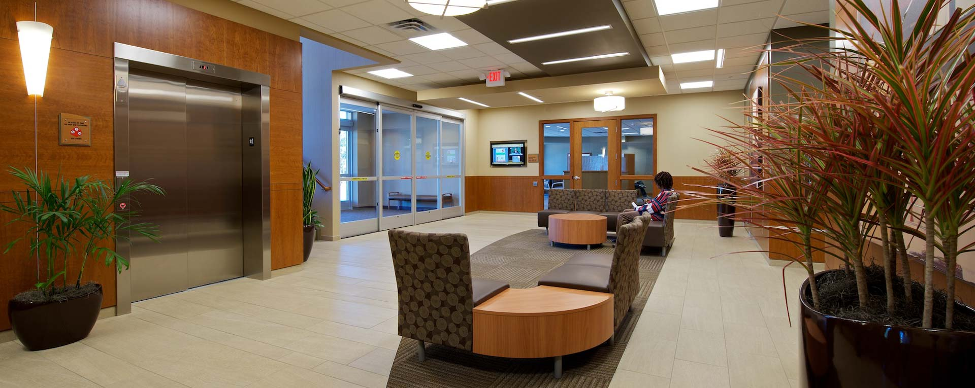 Crystal Medical Center Lobby