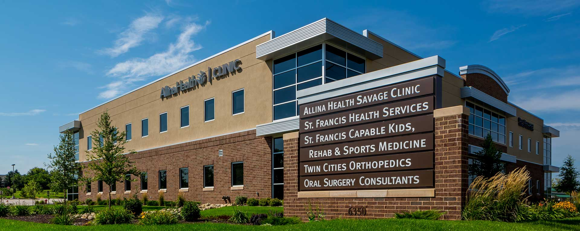 Allina Health Savage Clinic - Savage, MN