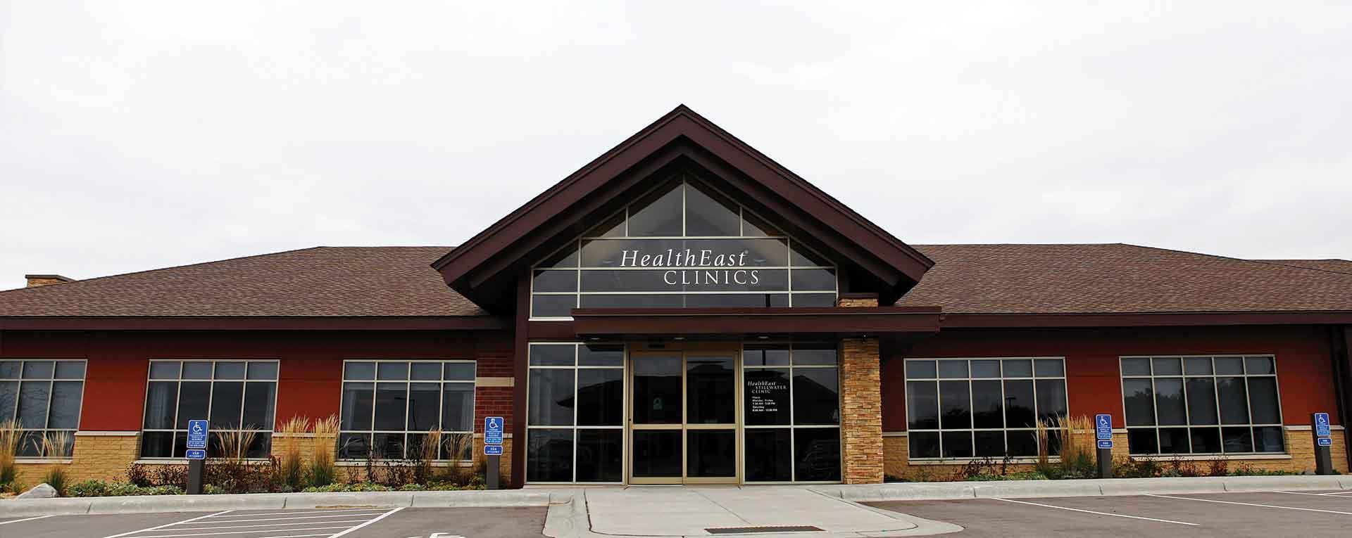 Curve Crest Medical Building