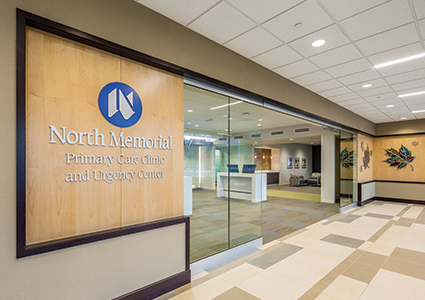 North Memorial Primary Care Clinic & Urgency Center