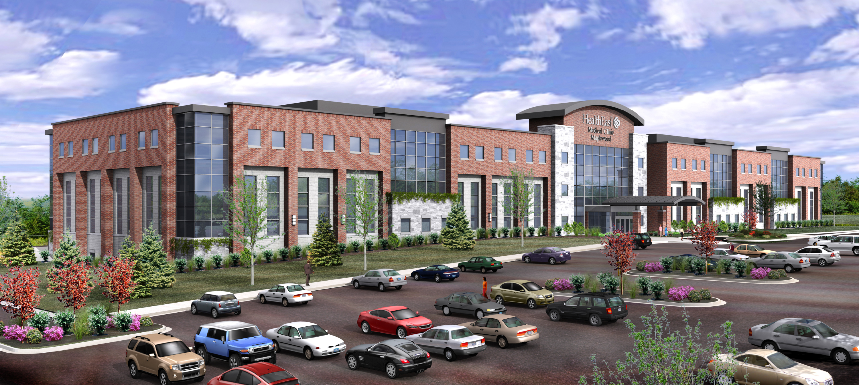 Hazelwood Medical Center in Maplewood, MN with expansion