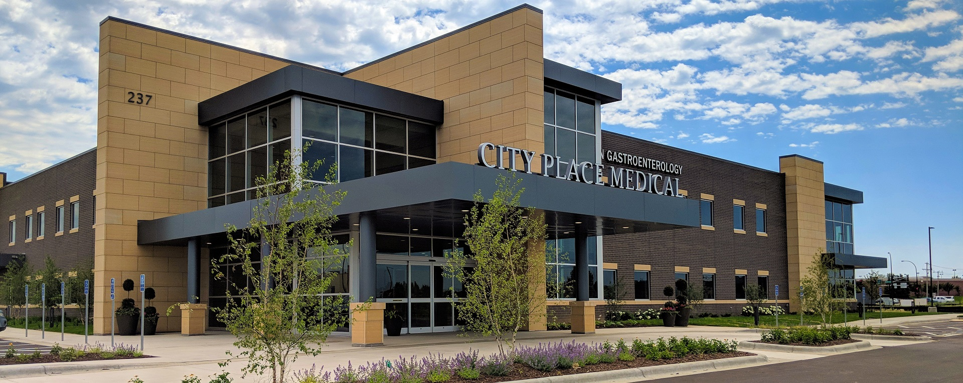Exterior City Place Medical